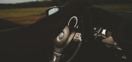polo interieur voiture
