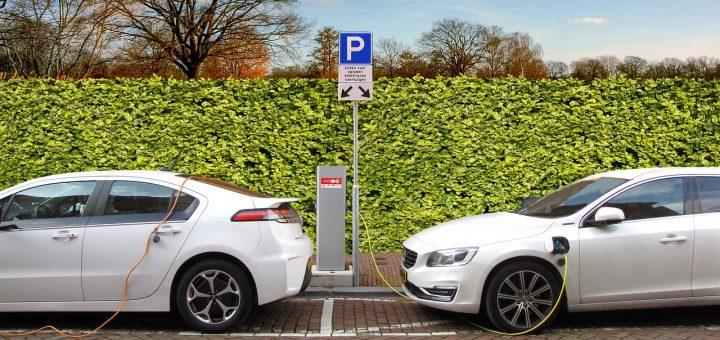 voiture électrique d'occasion